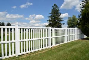 PVC Fences Are Beautiful