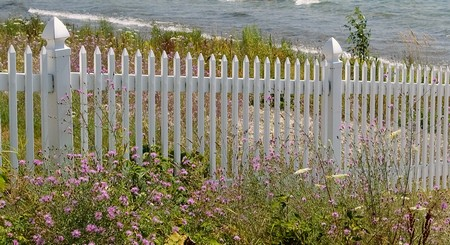 Natural Beauty Fence Railings